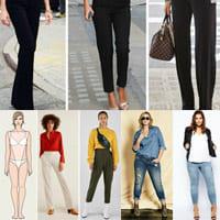 Какие брюки в моде?